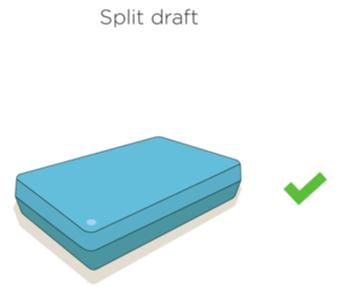 split draft